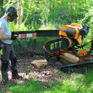 Out There Trees Stump Grinding